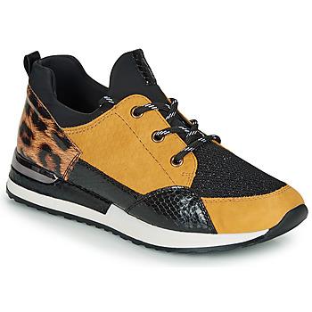Chaussures Femme Baskets basses Remonte Dorndorf R2503-70 Noir