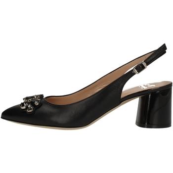 Chaussures Femme Sandales et Nu-pieds Musella S19513 NOIR
