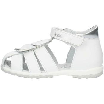 Chaussures Fille Sandales et Nu-pieds Nero Giardini P921160F blanc