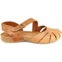 Chaussures Femme Jmksport & ME Interbios 4456 PIEL OURS Sandalias