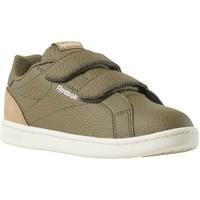 Chaussures Enfant Baskets basses Reebok Sport Royal Comp Cln 2V Olive,Vert