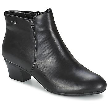 Chaussures Femme Bottines Clarks MELANIE SU GTX Noir