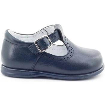 Chaussures Fille Ballerines / babies Boni Classic Shoes Boni Max - Chaussures premiers pas Bleu