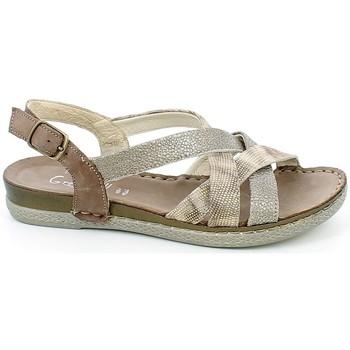 Chaussures Femme Sandales et Nu-pieds Greenhill 30090.02_42 Marron