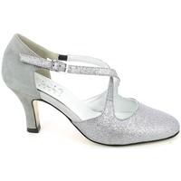 Chaussures Femme Escarpins L'angolo 2080G.28_35 Gris
