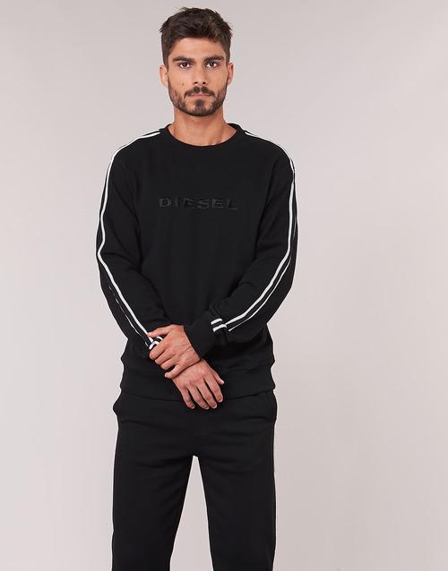 Vêtements Homme Sweats Diesel WILLY Noir