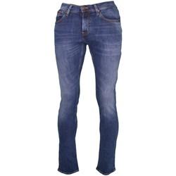 Vêtements Homme Jeans slim Tommy Jeans Jean scanton  bleu stretch slim fit pour homme Bleu