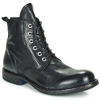Chaussures Homme Boots Moma CUSNA NERO Noir
