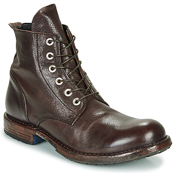 Chaussures Homme Boots Moma MALE Marron