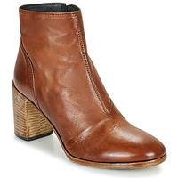 Chaussures Femme Bottines Moma STELLA BRANDY Marron