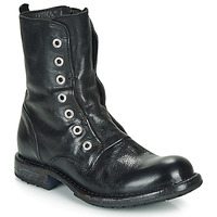 Chaussures Femme Boots Moma CUSNA NERO Noir