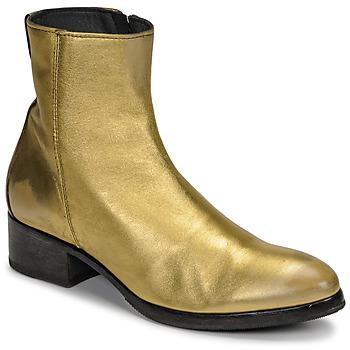 Chaussures Femme Bottines Moma NJ ORO Doré
