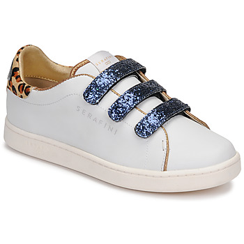 Chaussures Femme Baskets basses Serafini J.CONNORS Blanc