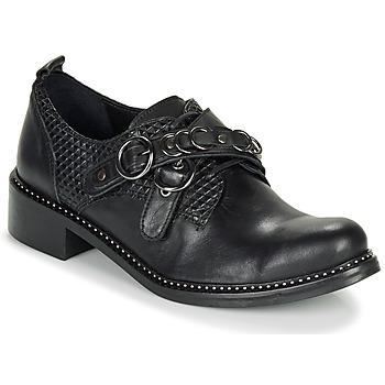 Chaussures Femme Derbies Regard ROABAX VA MAIA Noir