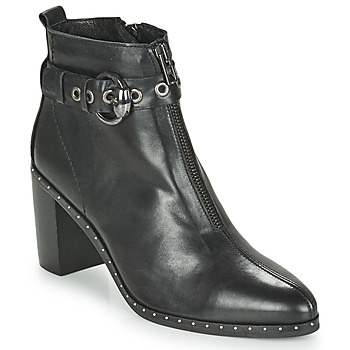 Chaussures Femme Bottines Philippe Morvan BAXEL3 V1 MAIA Noir