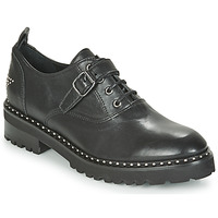 Chaussures Femme Derbies Philippe Morvan DAILY V1 MAIA Noir