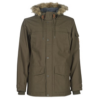 Vêtements Homme Parkas Quiksilver STORM DROP 5K Marron