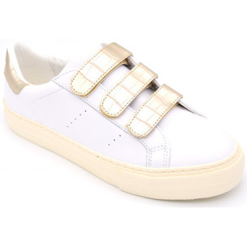Chaussures Femme Baskets basses No Name arcade straps Blanc
