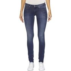 Vêtements Femme Jeans skinny Tommy Hilfiger Jean Skinny Bleu Denim