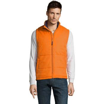 Vêtements Homme Doudounes Sols WARM PRO WORK Naranja