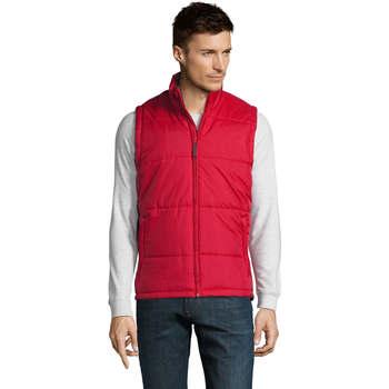 Vêtements Homme Doudounes Sols WARM PRO WORK Rojo