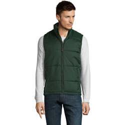 Vêtements Homme Doudounes Sols WARM PRO WORK Verde