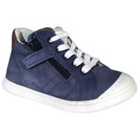 Chaussures Enfant Baskets basses Palladium basket-mador nbk bb gar bleu