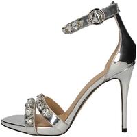 Chaussures Femme Sandales et Nu-pieds Guess FL5TO2 LEL03 Argent