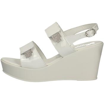 Chaussures Femme Sandales et Nu-pieds Susimoda 285094/94 BLANC