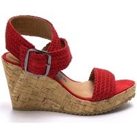 Chaussures Femme Sandales et Nu-pieds Chattawak sandales 7-LADY Rouge Rouge