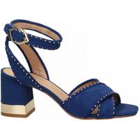 Chaussures Femme Sandales et Nu-pieds Bruno Premi CAMOSCIO mare