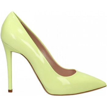 Chaussures Femme Escarpins Adriano Agostini DECOLLETE lime