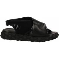 Chaussures Femme Sandales et Nu-pieds Fabbrica Dei Colli WET nero