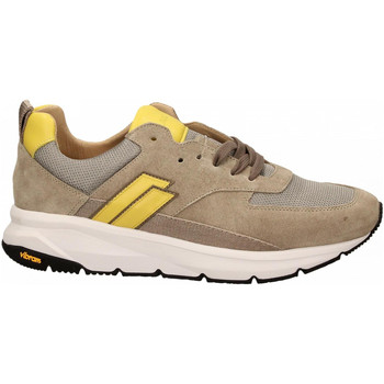 Chaussures Homme Baskets basses Frau SUEDEtech sughero