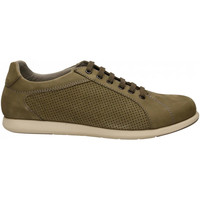 Chaussures Homme Baskets basses Frau NABUK army