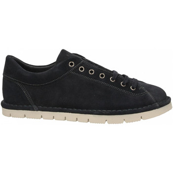 Chaussures Homme Baskets mode Frau SUEDE blu