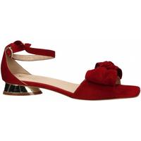 Chaussures Femme Sandales et Nu-pieds Jeannot SCARPE D platino---cardinale