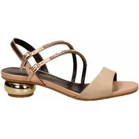 Chaussures Femme Sandales et Nu-pieds Tiffi T1 AMALFI CAMEL / T2 ROSE RESTO CAMPIONE camel---rose