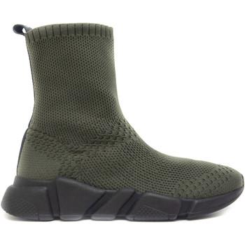 Chaussures Femme Baskets montantes Nae Vegan Shoes Lexa Green Vert