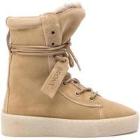 Chaussures Femme Bottes de neige Bronx 46995 camel