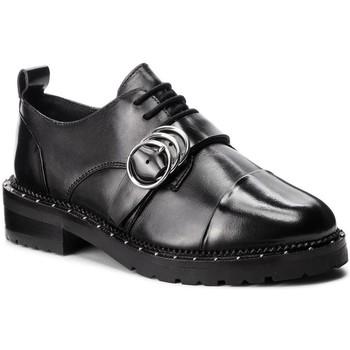 Chaussures Femme Derbies Bronx 66195 noir