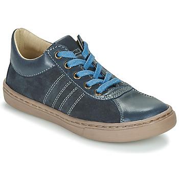 Chaussures Garçon Derbies Citrouille et Compagnie LIMINO Marine