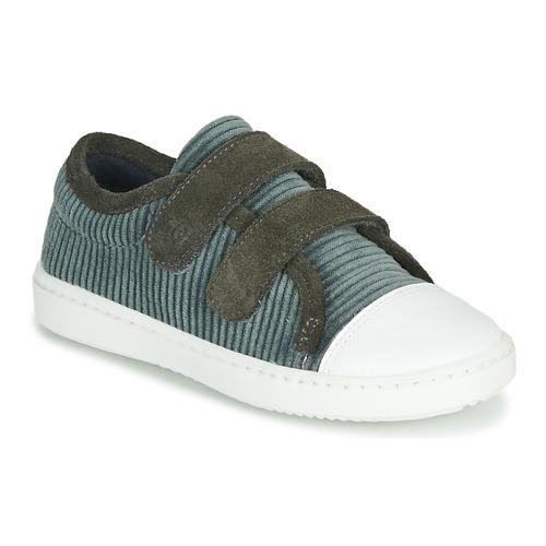 Chaussures Enfant Baskets basses Citrouille et Compagnie LILINO Gris