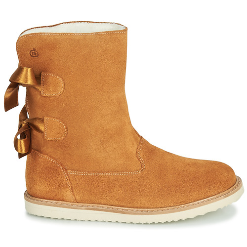 Fille Citrouille Camel Lilina Boots Chaussures Et Compagnie 8nv0wmN