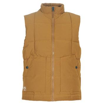 Vêtements Homme Doudounes Oxbow L2JONBAY Camel