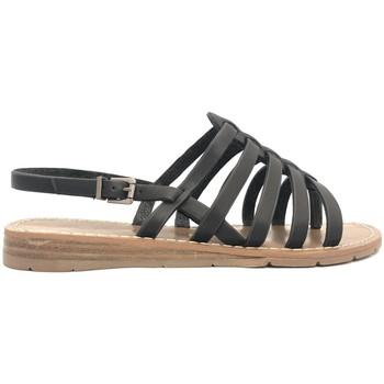 Chaussures Femme Sandales et Nu-pieds Chattawak sandales 7-SHIRLEY Noir Noir