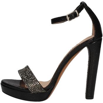 Chaussures Femme Sandales et Nu-pieds Albano 2132 NOIR