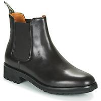 Chaussures Homme Boots Polo Ralph Lauren BRYSON CHLS Noir