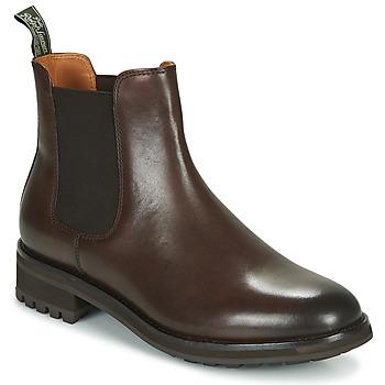 Chaussures Homme Boots Polo Ralph Lauren BRYSON CHLS Marron