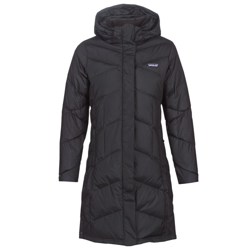 Vêtements Femme Doudounes Patagonia W'S DOWN WITH IT PARKA Noir